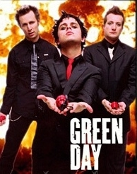 Wallet GREEN DAY