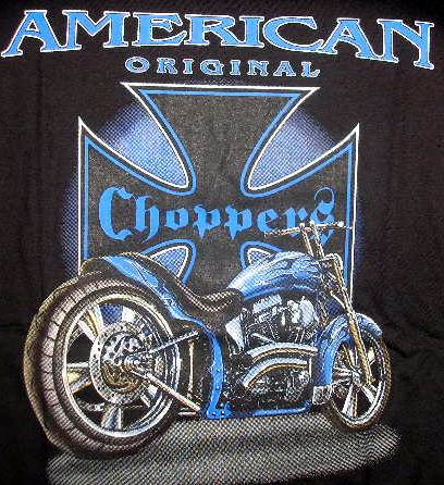 American original choppers - T-Shirt