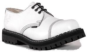 Topánky Steel - 3 - dierkové biela - €82.15   parochne-pricesky.sk 44a07eff47