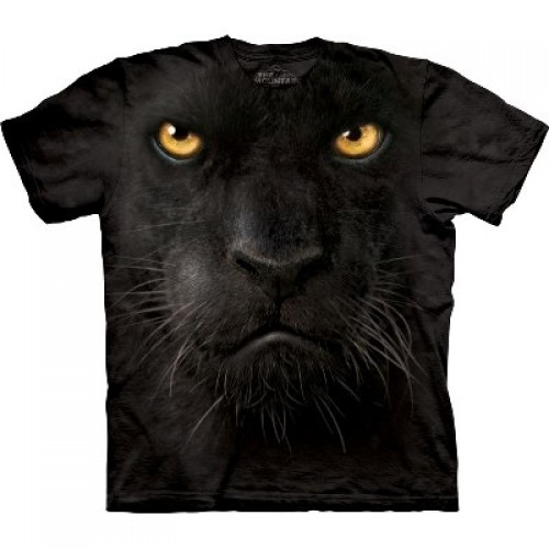 black panther face-shirts