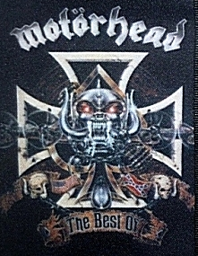 MOTORHEAD THE BEST OF Peňaženka